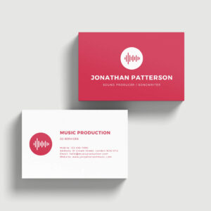 Classic Business cards