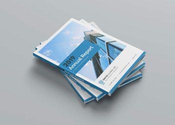Casebound Book - Stack
